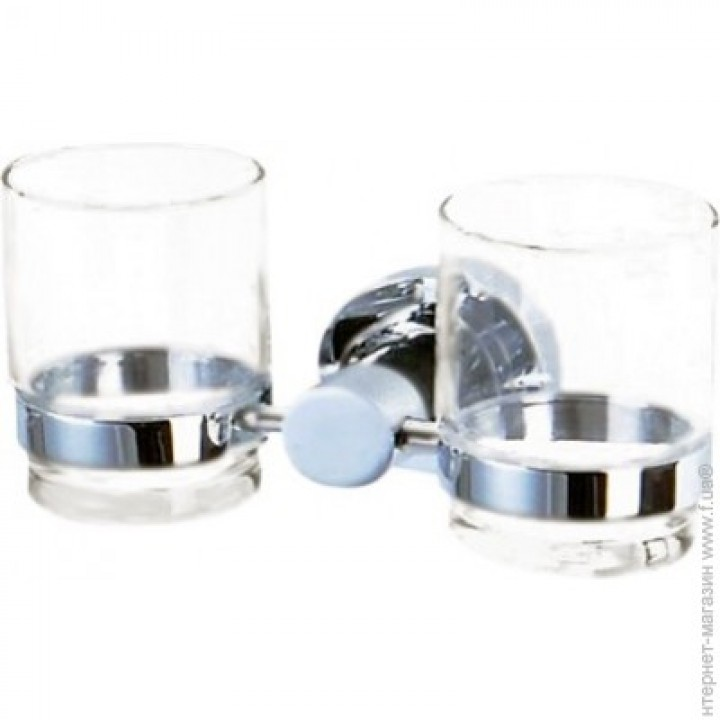 Склянка двійна Blask BGL-0242 (3282)