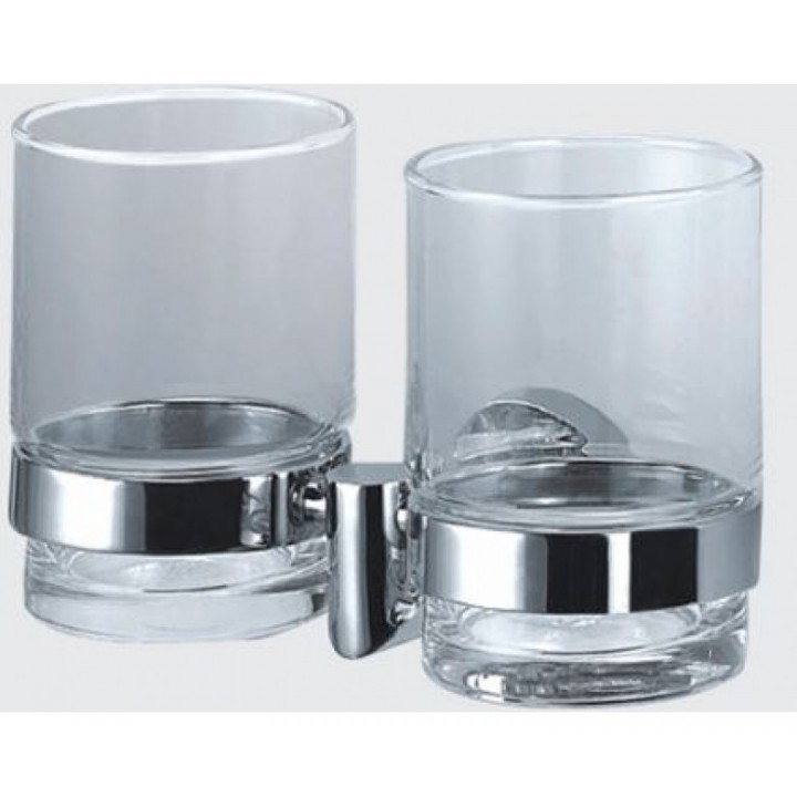 Склянка двійна BLASK TML-0142 (3283)