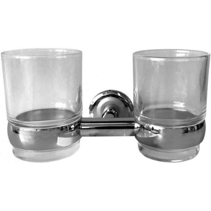 Склянка двійна perfect sanitary appliances YL 3801 (3126)