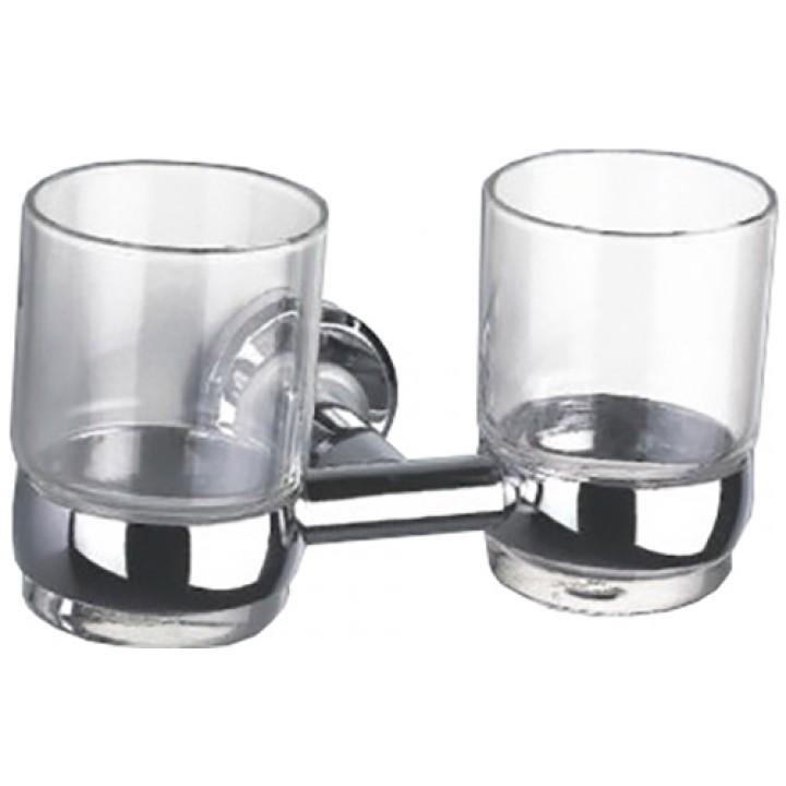 Склянка двійна perfect sanitary appliances YL 5801 (3134)