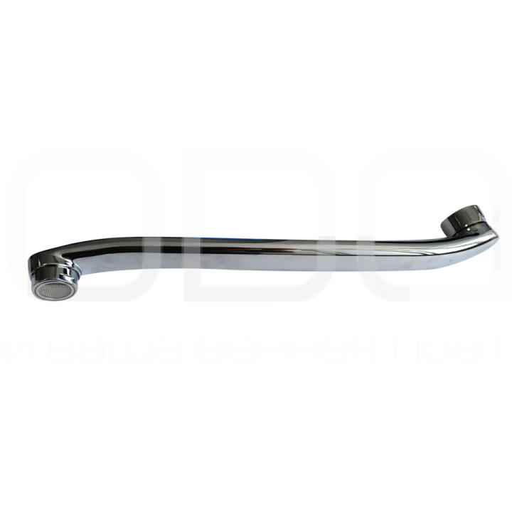 Вилив для змішувача в ванну ODA PVU 350