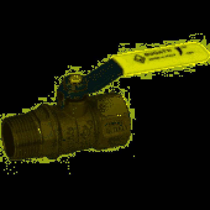 Кран шаровий Bugatti B 605 Y ЗВ