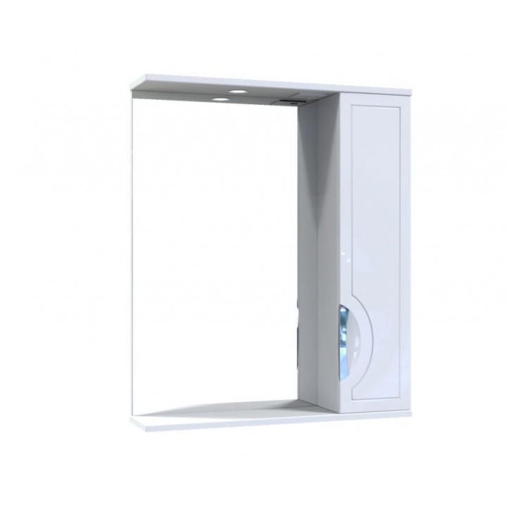 Дзеркало Мерете із шкафчиком 70 см
