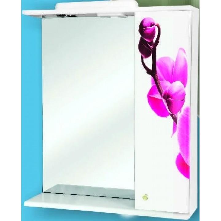 Дзеркало Орхідея рожева 60