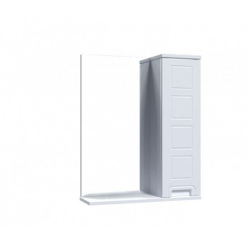 Дзеркало Симфонія із шкафчиком 60 см